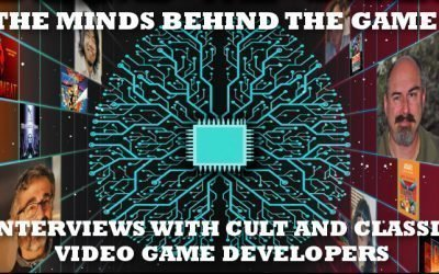 'The Minds Behind The Games' Hits Bookshelves Today - #GTUSA 1