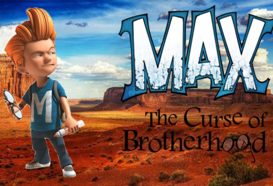 Max: The Curse of Brotherhood Coming to Switch Soon