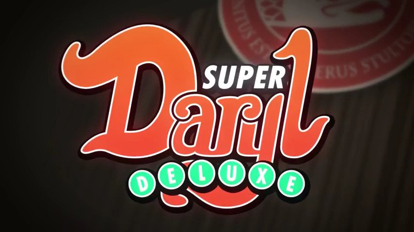 Super Daryl Deluxe Gets Shoved into a Locker on PS4 in April 2018 - #GTUSA 2