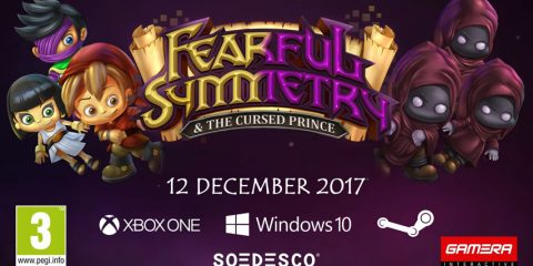 Fearful Symmetry Coming To Xbox One and PC Soon - #GTUSA 1