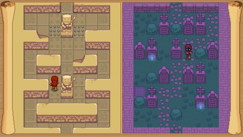 Fearful Symmetry Coming To Xbox One and PC Soon - #GTUSA 2