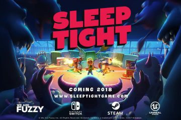 Sleep Tight haunts Nintendo Switch & PC in Early 2018 - #GTUSA 1