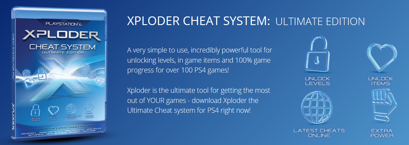 The Notorious Xploder Cheat System Strikes Back On PS4! - #GTUSA 2