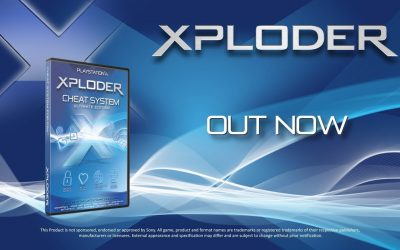 The Notorious Xploder Cheat System Strikes Back On PS4! - #GTUSA 1