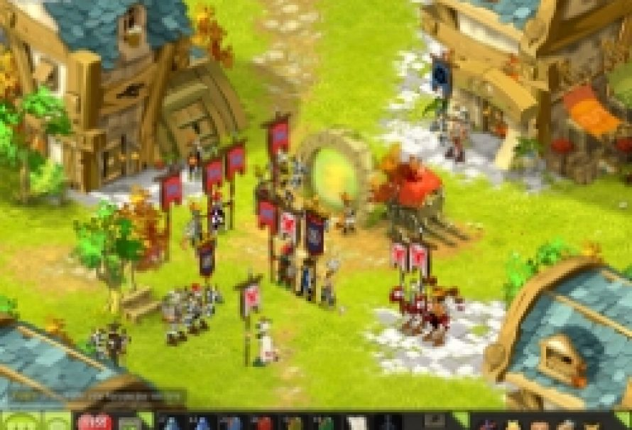 Ankama is giving freely 10 starter packs for its whimsical fantasy MMO, Dofus Contact