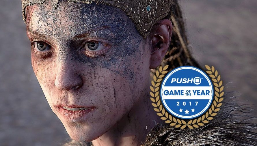 Game of the Year 2017 – Hellblade: Senua's Sacrifice