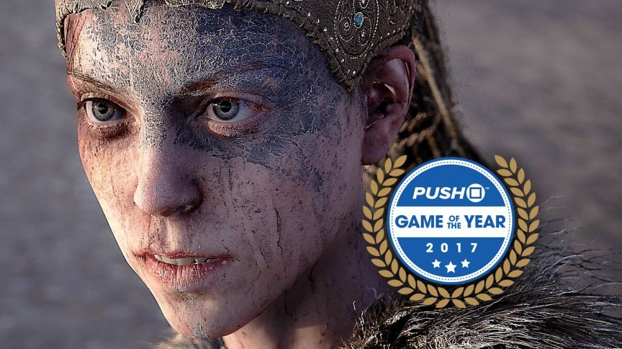 Hellblade Senua's Sacrifice Game of the Year 2017