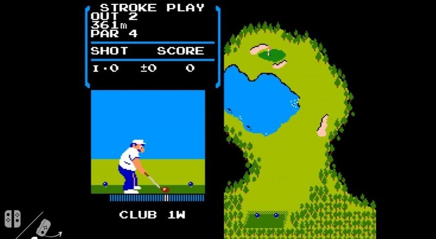 Hackers Confirm Switch's Not-So-Secret Golf Game Has Vanished