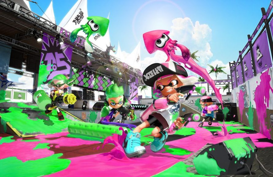 New Splatoon 2 Update Released; Mostly Adds Bug Fixes