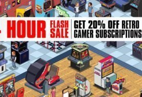 Pay £2.57 for a problem of Retro Gamer with this superb supply