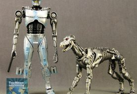 RoboCop Vs The Terminator EndoCop & Terminator Canine 2-Pack Video Assessment & Picture Gallery
