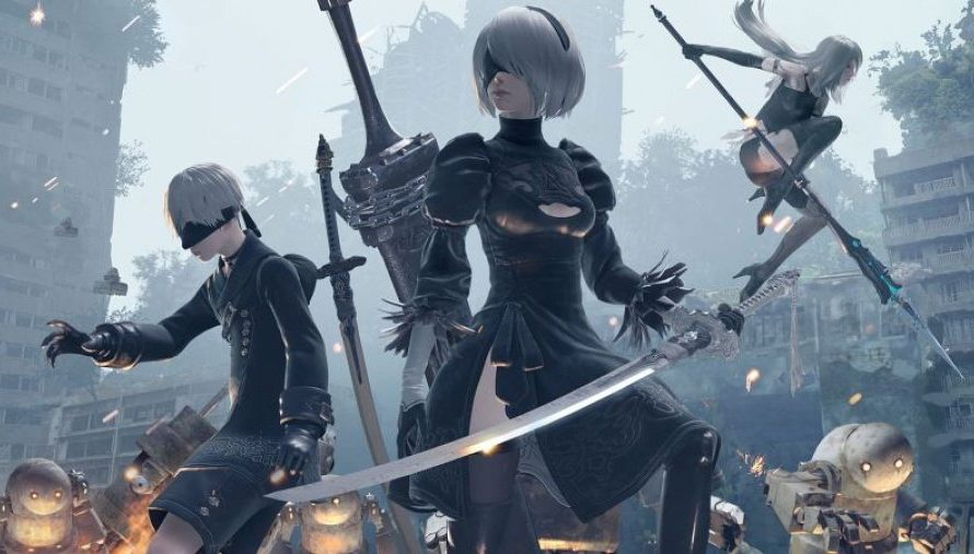 Soapbox: NieR: Automata Has the Best Credits Sequence of 2017