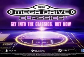SEGA Mega Drive Classics Launches for PS4, Xbox One & PC