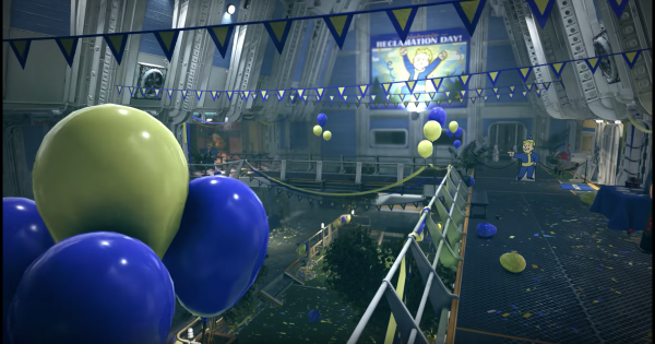 PROPERTY of BETHESDA, Fallout 76 Teaser Trailer Screencap