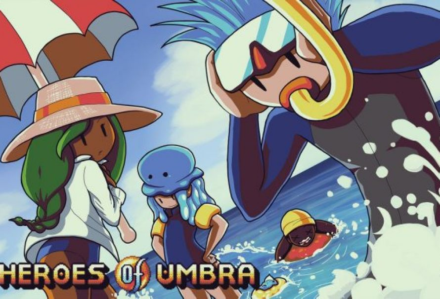 Heroes of Umbra; Breathing New Life Into Platformers