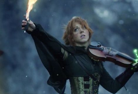 Lindsey Stirling - Queen of Gaming Melodies