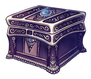An image of Pandora's Box, by PartyLlamaGames !