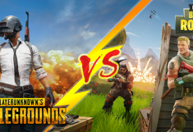 The Creator's of PubG are Suing Fortnite