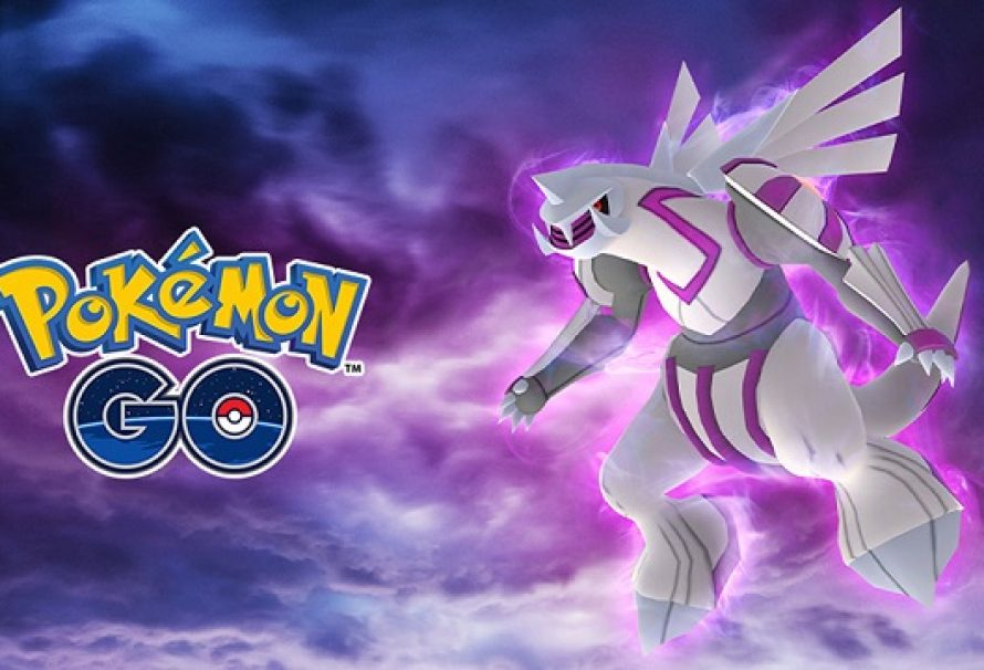 Pokemon Go: Legendary Pokemon Palkia is Here!