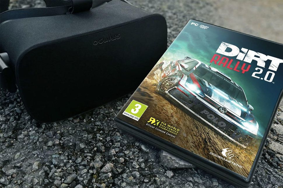 Dirt Rally Oculus Rift Exclusive
