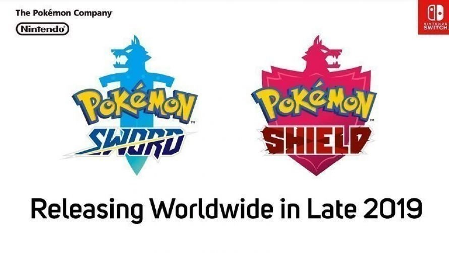 Pokemon Sword and Pokemon Shield Are Coming!