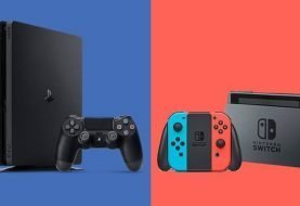 PS4 and Nintendo Switch Competition in Japan
