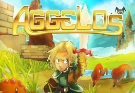 Console Version of Aggelos Is Coming!