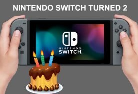 Nintendo Switch is 2 Years Old!