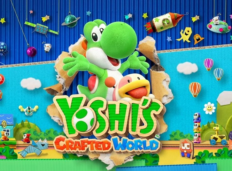 Yoshi's Crafted World nintendo switch 2019
