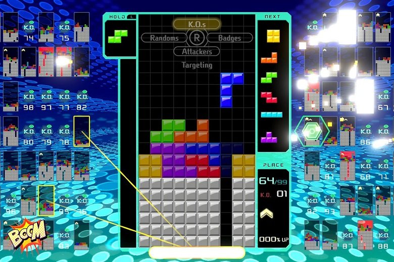 nintendo switch tetris battle royale exclusive