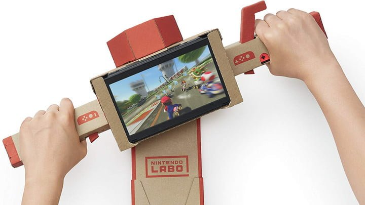nintendo switch exclusive labo