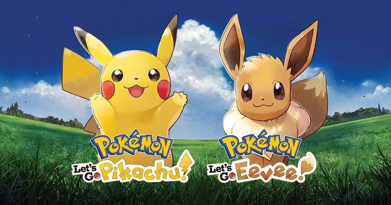 nintendo switch exclusive pokemon lets go