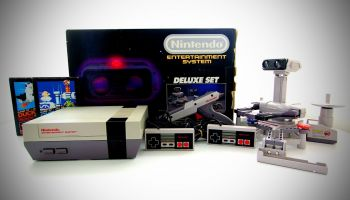 """The NES Still Drives the Industry in a """"Small"""" way"""
