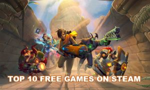 Top 10 Free To Play Games On Steam In 2018