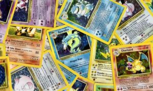 The Process of Making a Pokemon Card