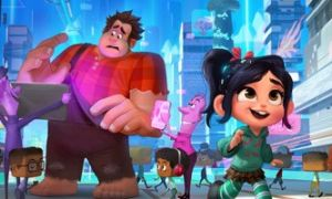 Let's Break the Internet with Ralph and Vanellope